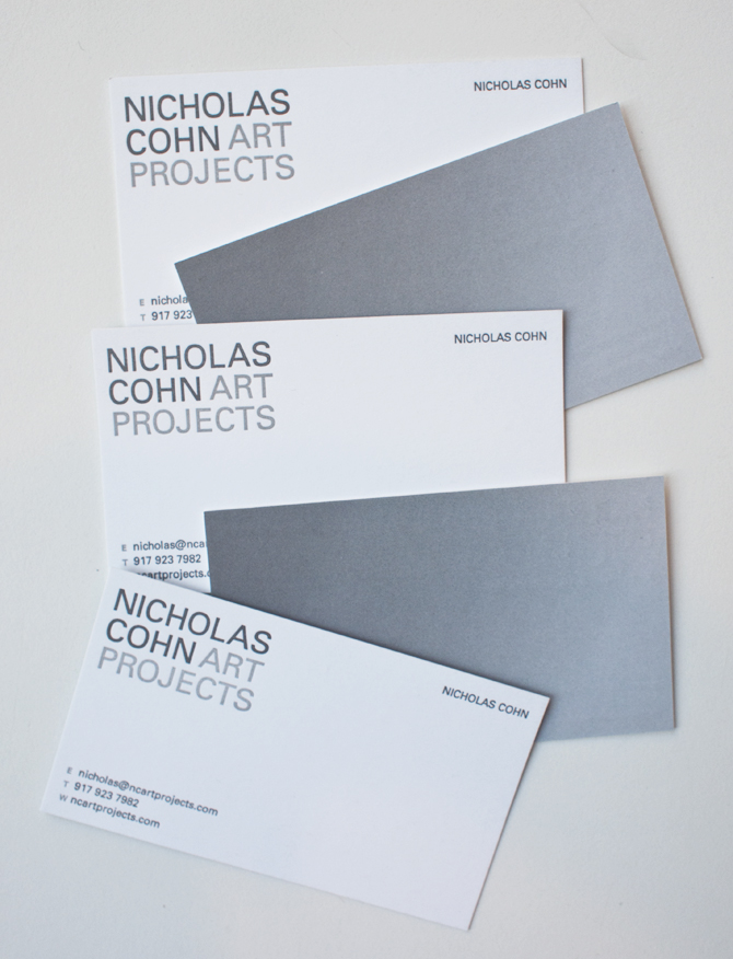 Nicholas Cohn Art Projects - GOLD
