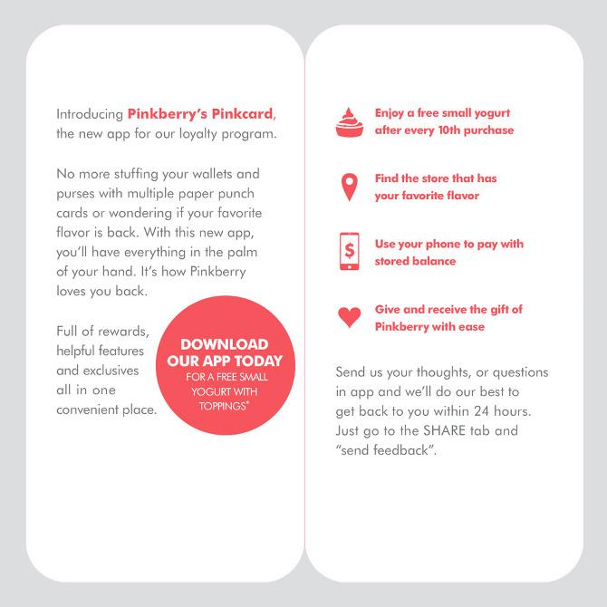 The Pinkcard (Loyalty Program) - Benjamin Stein