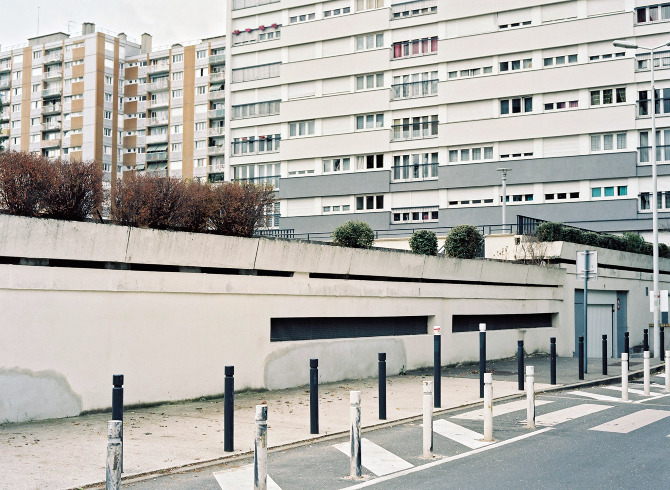 Les Larris, FontenaysousBois  Habité(e)(s)