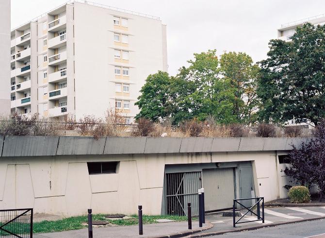 Les Larris, Fontenay sous Bois Habité(e)(s) # Croix Rouge Fontenay Sous Bois