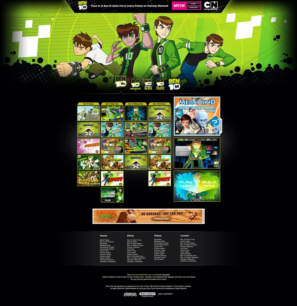 Cartoon Network Games Online Cartoon network