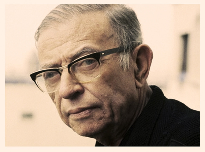 the early life and works of john paul sartre Jean-paul charles aymard sartre  he published two important early works,  but he also believed that our ideas are the product of experiences of real-life.