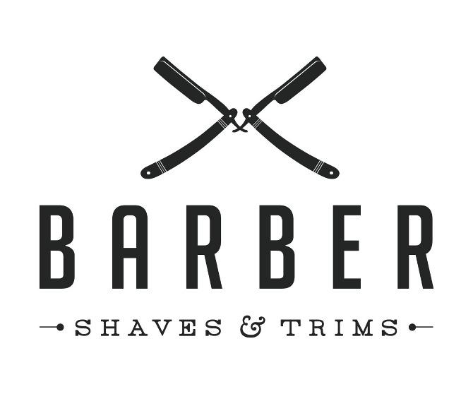 barber logo design - photo #4
