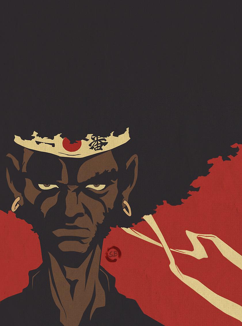 Afro Samurai - OropDead